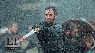 Jonathan Rhys Meyers Teases 'Vikings' Character | VIKINGS