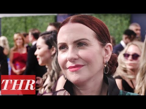 'Will & Grace' Star Megan Mullally Talks Castmates, Fellow Nominees, & More!  Emmys 2018