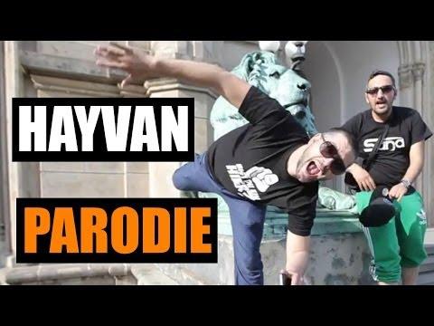 KC Rebell feat. Summer Cem HAYVAN [ official Video ] prod. by Cubeatz - HABIBI BRÜDER PARODIE