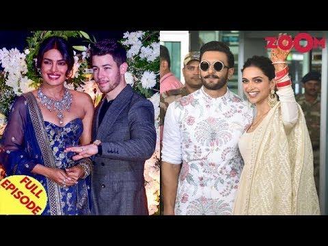 Priyanka & Nick host their second reception | Ranveer-Deepika to cut short their honeymoon & more Mp3