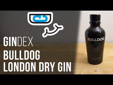 Bulldog Gin – Tasting