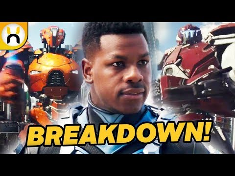 Thumbnail: Pacific Rim: Uprising Official Trailer BREAKDOWN