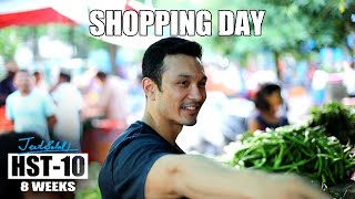 """HST-10 """"SHOPPING DAY""""- 8 weeks Training Protocol [FREE] Created By Jeet Selal"""