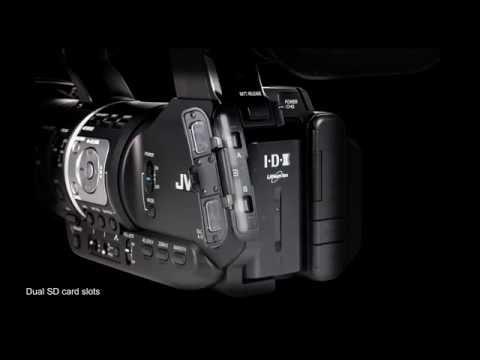 2016 JY-HM360 JVC HD/SD Memory Card Camcorder