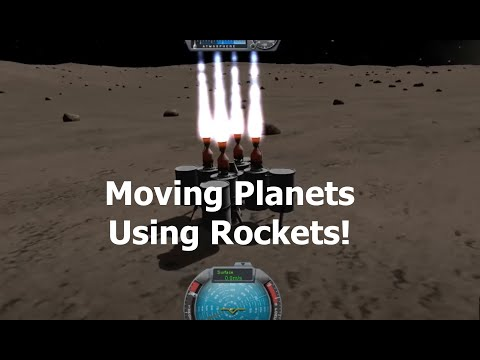 What does it Take To Deorbit A Moon In Kerbal Space Program