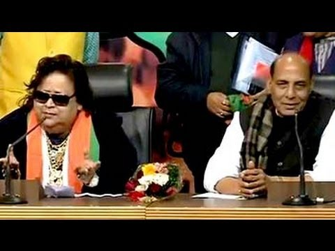 'Modi ji karenge chamaatkaar,' Bappi Lahiri's tribute as he joins BJP