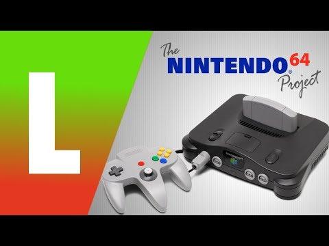 The Nintendo 64 Project - Compilation L - All N64 Games (US/EU/JP)