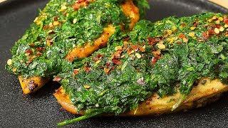 Gordon Ramsay's Chimichurri Sauce on Chicken Breast Recipe