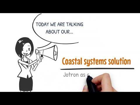 Jotron a system supplier - Coastal systems solutions