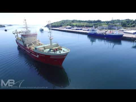 A Busy Friday In Killybegs