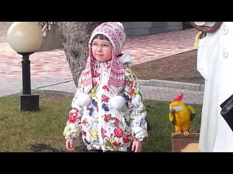 Ессентуки Санаторий Металлург  Валитовы Стас, Вера и Лизанька Магнитогорск