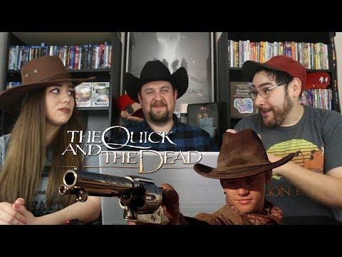 Better Late Than Never Ep 76 - The Quick and The Dead (1995) Trailer Reaction / Review