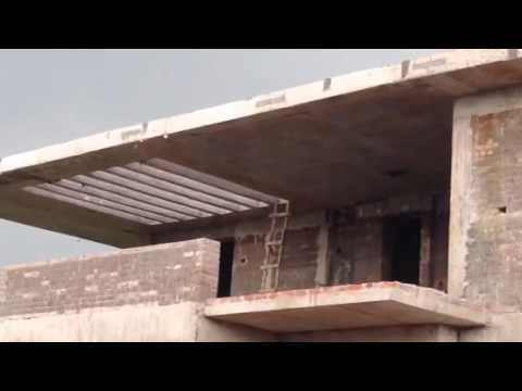 Long Cantilever In Concrete Slab By Un Bonded Pt System By