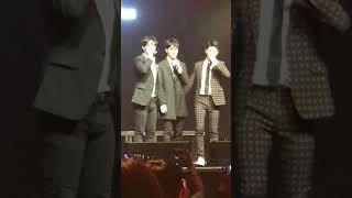 170924 CROSS GENE 크로스진 X HEARTS(크로스하츠) U&I=ONE 서울공연 2회차 …