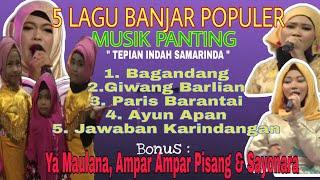 Gambar cover Kumpulan Lagu Banjar Terpopuler Cover Musik Panting Banjar Tepian Indah Samarinda Kalimantan Timur