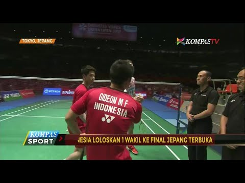 Update Japan Open: Minions ke Final, Praveen/Debby Kandas