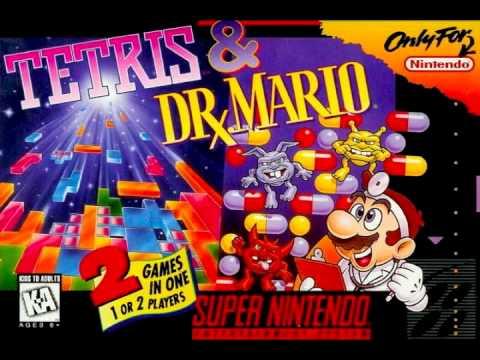 Tetris & Dr Mario Music - Dr Mario Fever