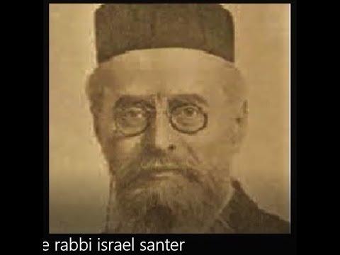 Rabbi Israël Salanter Z.t.l. Et Le Cordonnier