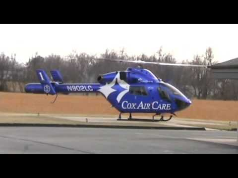 Cox Air Care-MD 902 Explorer-N902LC