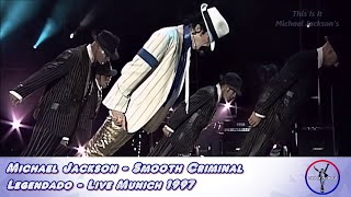 Michael Jackson - Smooth Criminal LIVE - Legendado HD thumbnail