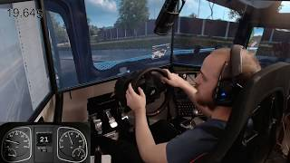 Euro Truck Simulator 2 - Special Transport first drive wheel cam