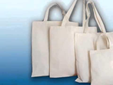 cloth shopping bags - YouTube ddd40ce2ebba