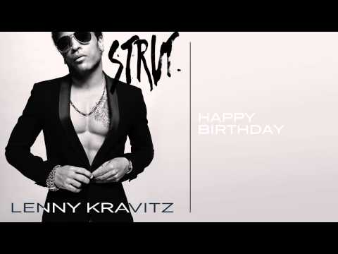 Lenny Kravitz - Happy Birthday