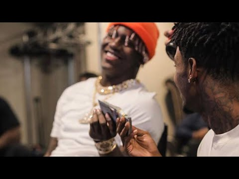 21 Savage Takes 10K From Lil Yachty After Beating Him In NBA2K18
