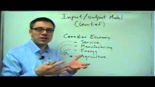 input output model part 1