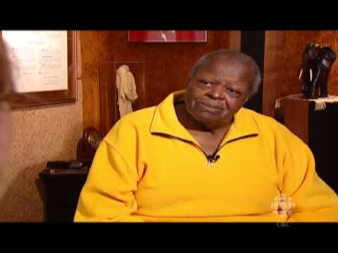Oscar Peterson on the loss of Ray Charles: CBC Archives | CBC