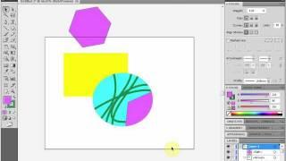 الدورة التطبيقية لتعليم التصميم بالإليستريتور - درس 17