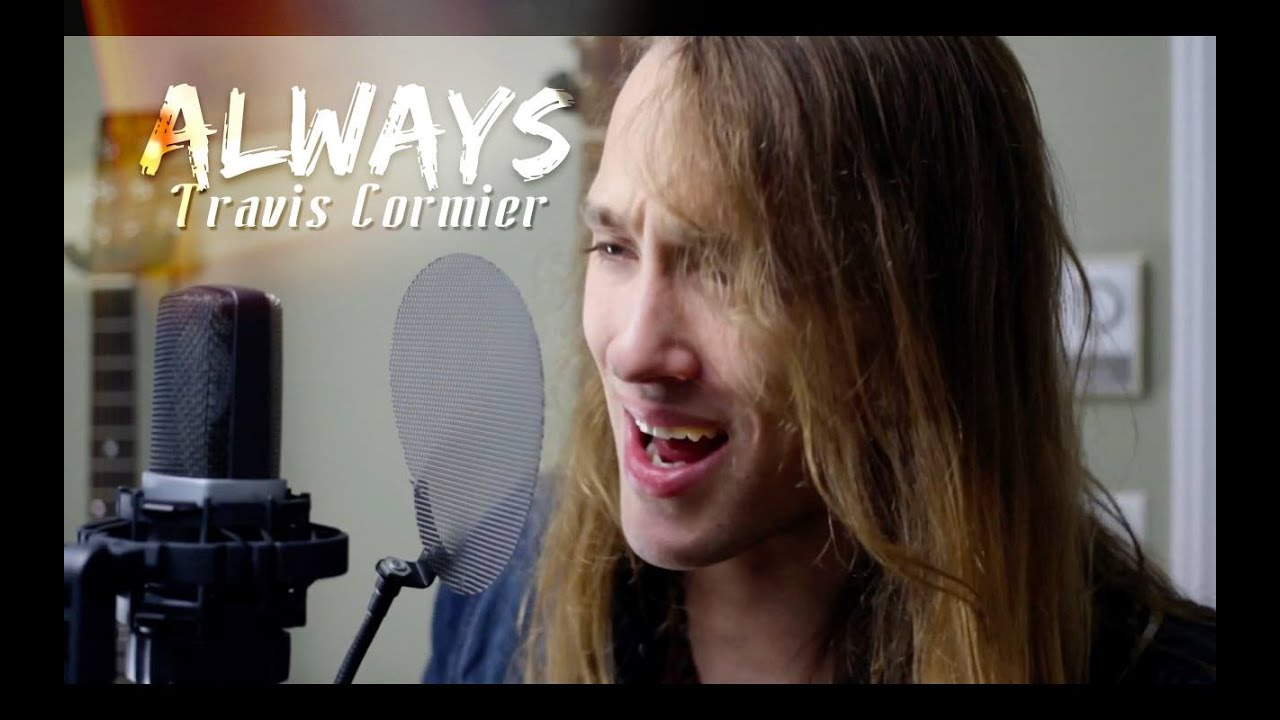 Bon Jovi Always Travis Cormier Acoustic Cover Chords Chordify