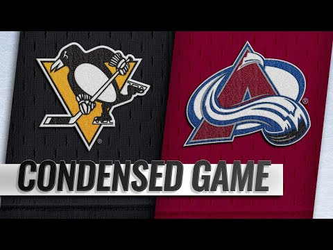 11/28/18 Condensed Game: Penguins @ Avalanche