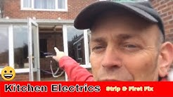 Electrician Day in the Life - Kitchen Refurb
