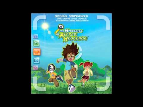 Holly Gauthier-Frankel - The Mysteries of Alfred Hedgehog (Theme Song)