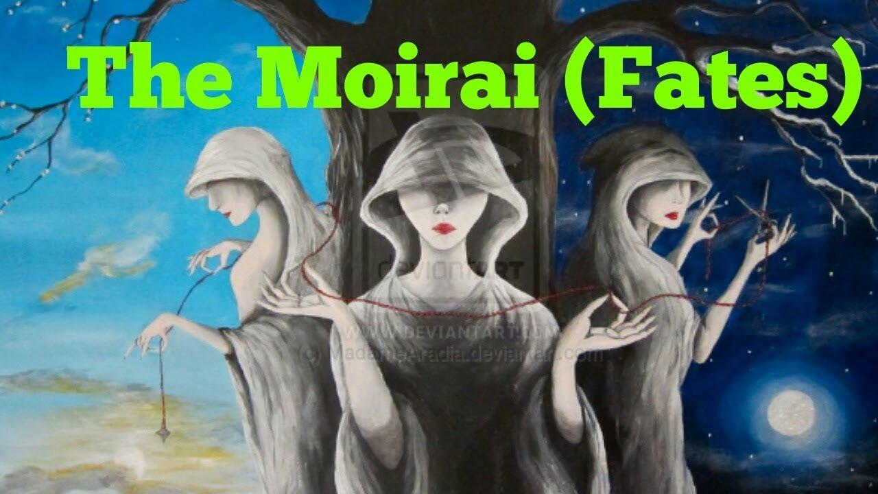 Download Moirai - The 3 Fates Of Greek Mythology | The Fates Explained | Greek Mythology And Folklore [Ep.7]