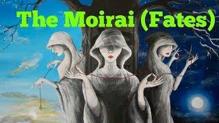 The Moirai Fully Explained   The Greek Fates   Greek Mythology Explained