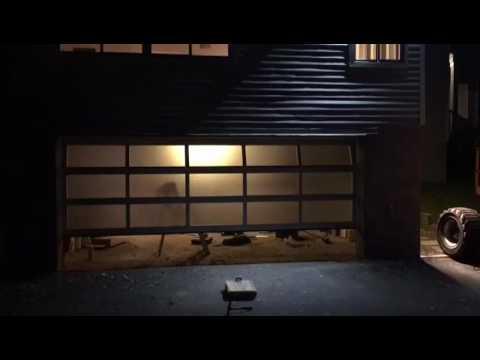 Fullview Garage Door Haas Ca 220 Youtube