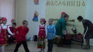 2016 Масленица Dzirnaviņas