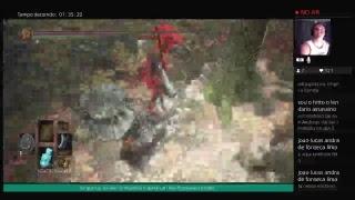 Dark Souls 3 NG+15 build de Paladino. P01