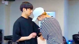 How Jungkook teases BTS
