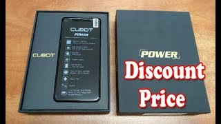 Unboxing CUBOT POWER 4G Phablet Hands On Review Price