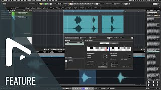 Workflow and Performance Improvements | New Features in Nuendo 11
