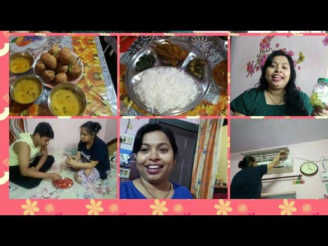 Summer preparation vlog    Indian youtuber monidipa