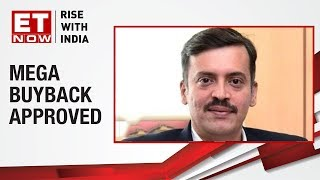 Tech Mahindra's Manoj Bhat talks about their Rs 1900 Cr buyback plans