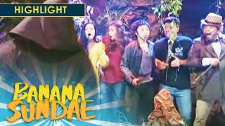 Banana Sundae: Maliyad infiltrates Supremo's hideout