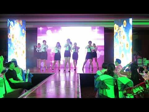 OPENING PEFORMANCE BY TRIANGLE TEAM - 23 Jan 2018 - New World Saigon Hotel