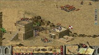 Stronghold Crusader Extreme PC Games Video - Lances and