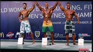 2013 IFBB World Women's Fitness Championships Mens