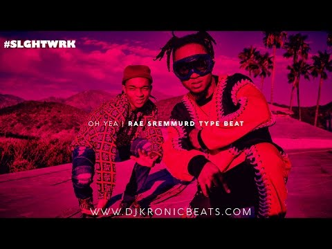 Lil Uzi Vert x Rae Sremmurd Type Beat With Hook 2017 - Oh Yea w/Hook (Ft. Haiku) | DJ Kronic Beats